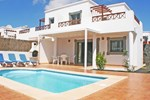 Отель Lanzarote Green Villas