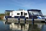 Отель Hausboot Müritzboot