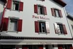 Отель Hôtel et Résidence Parc Mazon-Biarritz