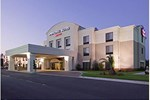 Отель SpringHill Suites by Marriott Savannah I-95 South