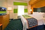 Отель Fairfield Inn & Suites Lake City