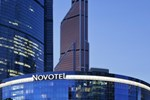 Гостиница Novotel Moscow City
