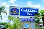 Отель Best Western Redondo Beach Galleria Inn