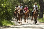 Отель Club Berke Ranch International Horseback Riding