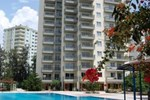 Отель Mersin Green Tower Suites