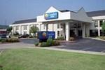 Отель Quality Inn Fayetteville