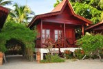 Отель Phangan Rainbow Bungalows