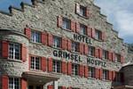 Отель Historisches Alpinhotel Grimsel Hospiz