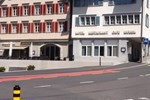 Отель Café-Conditorei Hotel Huber