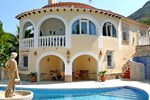 Апартаменты Holiday home Calle Grosella Dénia