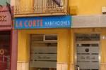 Гостевой дом Pensión La Corte