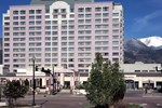 Отель Antlers Hilton Colorado Springs