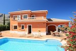Апартаменты Holiday home Urb Monte Corona II Beniarbeig