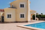 Апартаменты Holiday home Urb Monte Corona I Beniarbeig