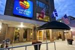 Отель Comfort Hotel Downtown Toronto