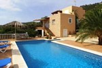 Отель Holiday Home Rosada San Jose / Es Cubells II