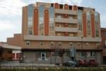 Отель Hotel Cabañas