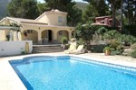 Апартаменты Holiday home Marquesa II Dénia