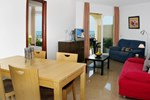 Апартаменты Apartamentos Euromar Playa