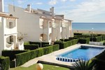 Апартаменты Holiday home Residencia El Arenal II Hospitalet de L'Infant