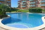 Апартаменты Apartment Residencia III L'Ampolla