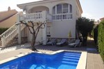 Апартаменты Holiday home Urb. Ampolla Mar L'Ampolla