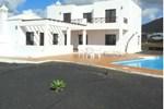 Отель Villa Las Brenjas Yaiza