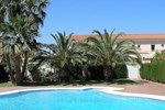 Апартаменты Holiday home Urb. La Rosaleda Els Poblets