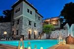 Отель Hotel Petradi