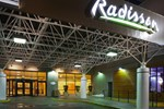 Отель Radisson Hotel Downtown Salt Lake City