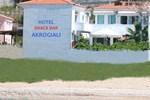Апартаменты Akrogiali Hotel