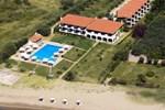 Апартаменты Alkinoos Beach Hotel