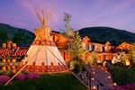 Отель Rustic Inn Creekside Resort and Spa at Jackson Hole