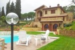 Апартаменты Apartment La Veduta Barberino Val D'Elsa