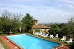 Апартаменты Holiday Home Il Poggio Montevarchi