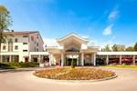 Гостиница Hilton Garden Inn Moscow New Riga