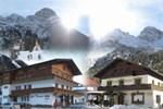 Гостевой дом Gasthof Alpenrose und Pension Nina
