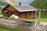 Апартаменты Maxerhütte auf der Alfenalm