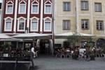 Отель Hotel Zum Schwarzen Adler