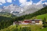 Отель Hotel Bergheimat