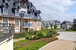 Апартаменты Apartment Residence Les Coteaux Deauville