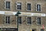 Отель Hotel Restaurant Lesage