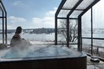 Отель Instants d'Absolu-Ecolodge&Spa-Lac du Pêcher