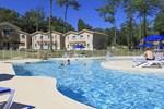 Апартаменты Le Domaine Du Golf D'albret Golf & Resort