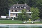 Отель Hotel Restaurant La Chaumiere du Lac