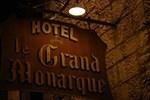 Отель Logis Le Grand Monarque - Donzy