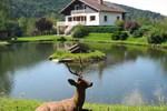 Апартаменты Holiday Home Les Chevreuils Sainte Maurice Sur Moselle