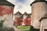 Апартаменты Château de Thorens