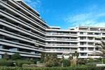 Апартаменты Apartment Terrasses Du Levant III Canet Plage