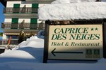 Отель Caprice Des Neiges - Logis de France